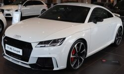 Audi TT RS: More (power) is always better